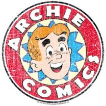Archie Comics Logo tee - available in multiple styles!