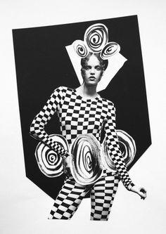 """""""Triadic Ballet″ - Ciara Phelan, Mixed Media 2015"""