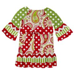 Check out the dress Tara Foster created on Designed By Me from Lolly Wolly Doodle!