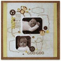 Momenta Baby Boy Layout