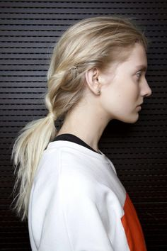 Low Ponytails: we are obsessed!