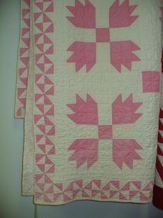 pinwheel boarder quilt