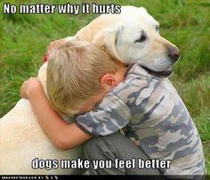 it's true, i love my dog and she always makes me feel better Love My Dog, Puppy Love, Baby Dogs, Dogs And Puppies, Doggies, Funny Dogs, Cute Dogs, Mans Best Friend, Best Friends
