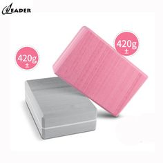 High Density 3 X6 X9 EVA Foam Yoga Block Kind : Yoga Accessories. Material : EVA. Color : Pink,Gray. Age : Adult. Gender : Unisex. Usage : Yoga,Bikram,Pilate,Ashtanga,Gym Exercise. Size : 23*15*7.6(Cm). OEM : Available. Feature : Eco-Friendly, High Density, Durable Use. MOQ : 2PCS. Logo : Customized. Specification: Inspection: About us: Hunan Green Leader Outdoor Sports Co., Ltd was established in 2008, has a decade of history, GMC certificated High Quality Manufacturer ; Our compan