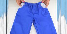 hermosa COMO HACER UNA FALDA Short para niñas hermosa Short Niña, Jogging, Bermuda Shorts, Harem Pants, Hoodies, Youtube, Women, Fashion, Kids Pants