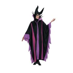 Maleficent Halloween Costume for Women - Extra Large
