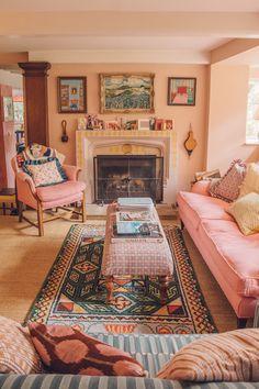 Creating cosy interiors with Molly Mahon