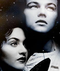 Kate Winslet and Leonardo DiCaprio                                                                                                                                                                                 More