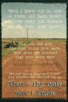 Luke, Jason, Eric - The only way I know. Reminds me of my grandpa, dad & brothers! #BestGuysEver❤