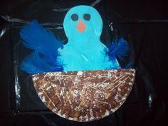 Blue Bird craft