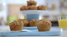 Muffins orange et canneberge | Cuisine futée, parents pressés