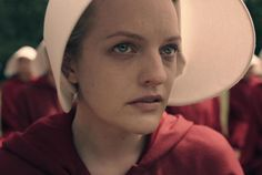 The Most Naked Shows on TV : <em>The Handmaid's Tale</em>