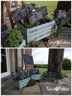 Always Loves: Creative Table Plans