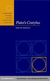 Read it Cratylus by Plato  http://www.bookchums.com/free-ebooks/cratylus-by-plato/MTU1OQ==.html