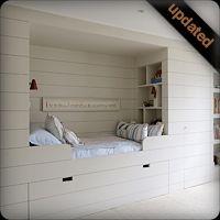 Nice idea for kids bedroom