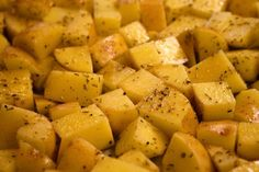 Slow Cooker Irish Potatoes - Great to make for potlucks or for St. Patricks Day!  YUM!  www.GetCrocked.com