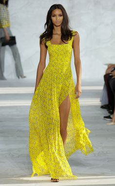 Diane Von Furstenberg from 100 Best Fashion Week Looks from All the Spring 2015 Collections | E! Online