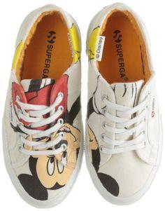 Superga 2750- Disney Topolino COBJ S003NB0D Unisex - Kinder Sneaker - http://on-line-kaufen.de/superga/superga-2750-disney-topolino-cobj-s003nb0d