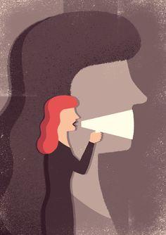 Freedom of speech. http://wvw.salzint.com/davide-bonazzi.html