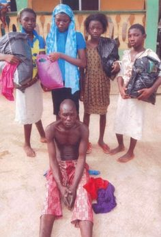 Welcome to NewsDirect411: Man Suspected To Be Kidnapper Cut With 4 Girls In ...