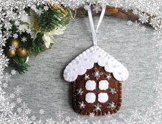 Money Pocket Christmas Ornament Felt Ornament Christmas | Etsy Snowman Christmas Ornaments, Christmas Bird, Christmas Sewing, Felt Ornaments, Felt Snowman, Ornament Tree, Beaded Ornaments, Glass Ornaments, Snowman Decorations