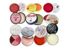 """Lip salves in tins"" by heyjerseygirl ❤ liked on Polyvore featuring beauty, Rose & Co., Rosebud Perfume Co., Bobbi Brown Cosmetics, CARGO, Jurlique and TokyoMilk"