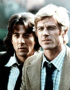 All the President's Men - Dustin Hoffman, Robert Redford Investigative Journalism at its best,
