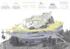 ID Team: 11185 - Mendaro Arquitectos (Ignacio Mendaro Corsini, Pia Mendaro Ruiz de Larramendi) - Spain More info on: http://www.marlegno.it/castle-resort