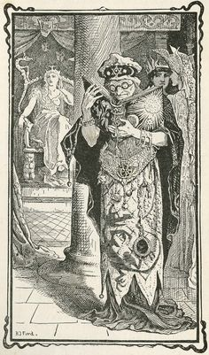 Heart of Ice - The Green Fairy Book by Andrew Lang, 1892