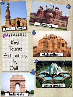 Best places to visit in Delhi city
