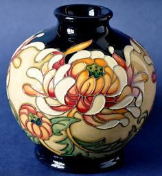 Moorcroft Pottery 41/4 China Collection Nobility Rachel Bishop Limited Edition of 50 http://www.bwthornton.co.uk/moorcroft.php