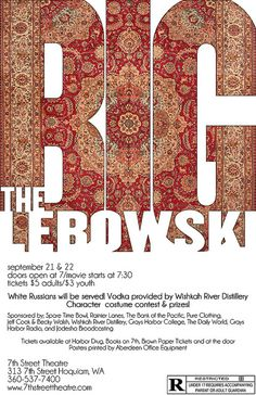 The Big Lebowski by 7th Street Theatre
