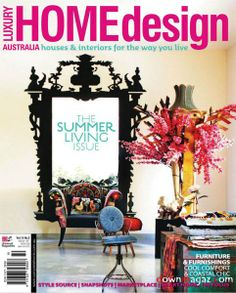Home Decor Design Magazines On Pinterest Magazines