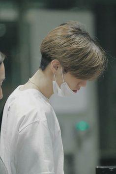 Yugyeom, Korean Men Hairstyle, Korean Haircut, Cut My Hair, Hair Cuts, Two Block Haircut, Got7 Mark Tuan, Cute Korean Boys, Mark Jackson
