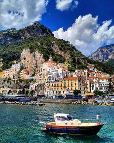 Amalfi - Salerno