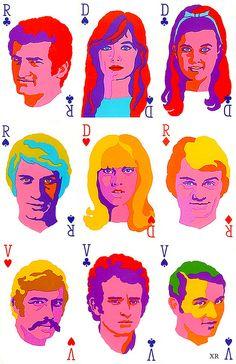 1967 ... French Pop Stars