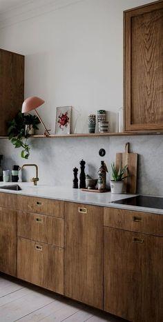 kitchen renovation ideas #home #style #InteriorDesignKitchen
