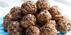 Dylan Dreyer makes healthy oatmeal-banana bites with chocolate chips Nutella Snacks, Nutella Recipes, Oatmeal Recipes, Brunch Recipes, Breakfast Recipes, Snack Recipes, Cooking Recipes, Healthy Cookie Dough, Healthy Cookies