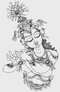 Krishna for Today Kalamkari Painting, Tanjore Painting, Krishna Painting, Krishna Art, Radhe Krishna, Lord Krishna, Krishna Lila, Krishna Drawing, Krishna Radha