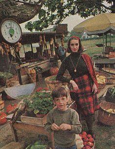Ladies Home Journal - October, 1964 Vintage Children, Magazines, October, Journal, Lady, Painting, Fashion, Vintage Kids, Journals