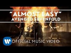 Avenged Sevenfold - Almost Easy [Official Music Video] - YouTube