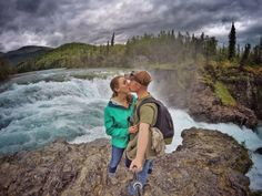 Love Alaska?!  You'll love our 'Alaska Tough' multi-purpose Selfie Stick, GoPro Pole, and Monopod...  Don't take our word for it, though...over 850 reviews on Amazon.    Photo taken with the ThrillPro at Tanalian Falls, Alaska