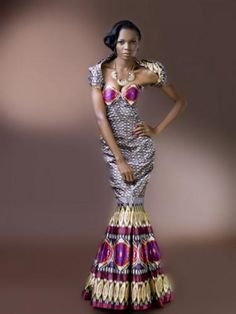 beautiful african gowns