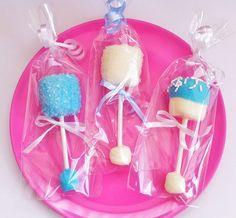 segredos da vovo  chocalho de marshmallow