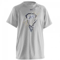 Under Armour Navy Youth Tech Tee