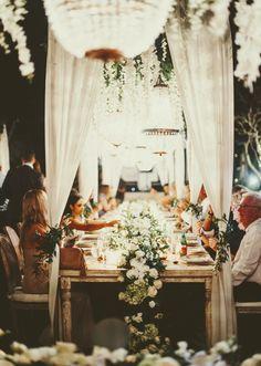 Pinterest: keedrajackson Tent Wedding, Our Wedding, Wedding Venues, Dream Wedding, Perfect Wedding, Wedding Dresses, Wedding Designs, Wedding Styles, Floral Wedding
