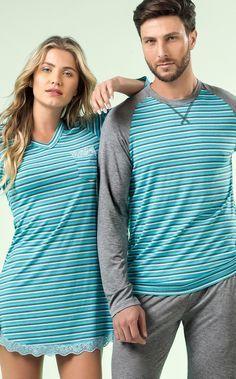 Men's Collection, Summer Collection, Couple Pajamas, Cute Sleepwear, Mens Fall, Drawing Clothes, Pajamas Women, Pyjamas, Nightwear