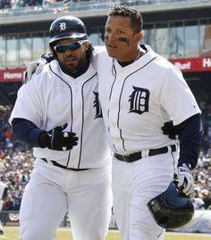 Prince Fielder & Miguel Cabrera