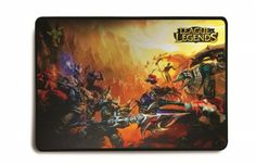 Mousepads Razer Goliathus League of Legends Edition Standard Mouse Mat RZ02 00214100 R3M1 #Mousepads #Razer