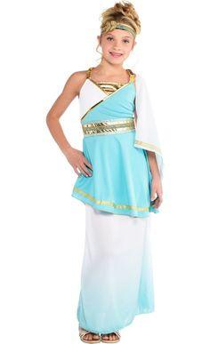 Girls Venus Goddess Costume - Party City Canada